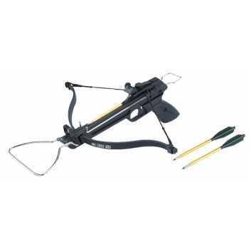 Арбалет-пистолет MK-80-A3 алюминиевый корпус, 18 кг