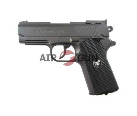 Пневматический пистолет Borner Win Gun 321 4,5 мм