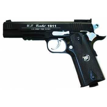 Пневматический пистолет Borner Combat 1911 4,5 мм
