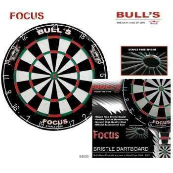 Мишень дартс Bulls Focus Bristle Board