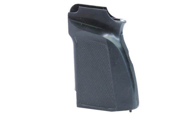Рукоятка чёрная пластмассовая к МР 654