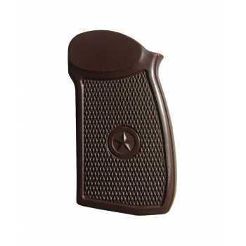 Рукоятка коричневая пластмассовая к МР 654