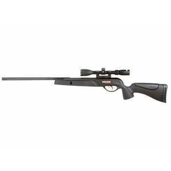 Пневматическая винтовка Gamo Socom Carbine Luxe 4,5 мм (переломка, пластик, прицел 3-9x40 IR WR)