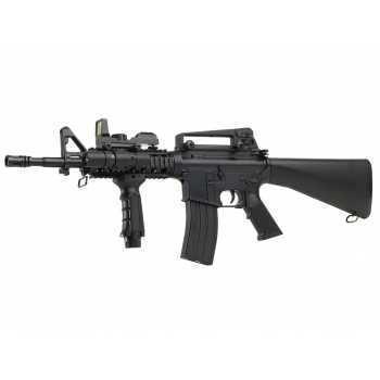 Страйкбольная модель автомата Cybergun Colt  M4 Tactical R.I.S. 6 мм (180993)
