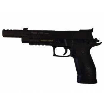 Пневматический пистолет Cybergun P226 Open 4,5 мм