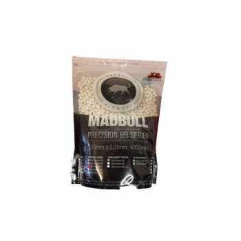 Шарики Mad Bull BBs 0,20x4000 Non Bubbles (BB-20-M(NBL)