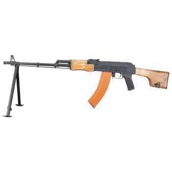 Страйкбольная модель автомата Cybergun Kalashnikov RPK-74 6 мм (120934)