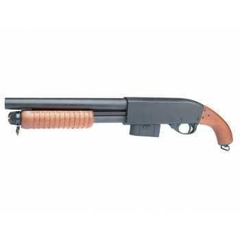 Страйкбольная модель ружья WI Smith&Wеsson М3000 SAWED-OFF spring металл (WA21652)