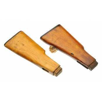 Приклад деревянный к макету АКМ, ружью «Сайга» раритет