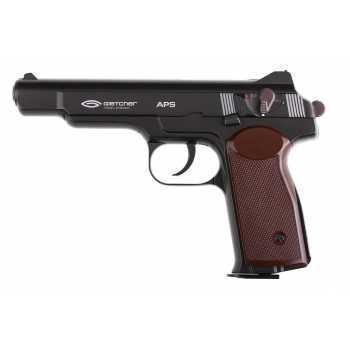Пневматический пистолет Gletcher APS Стечкина (АПС) NBB 4,5 мм