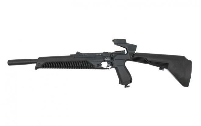 Пневматический пистолет МР-651-09 К 4,5 мм