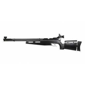 Пневматическая винтовка Crosman PCP Challenger CH2009S 4,5 мм (черн. пластик, диоптрический прицел)