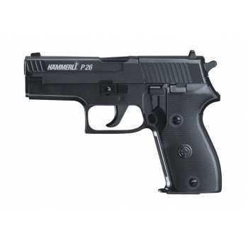 Пневматический пистолет Umarex Hammerli P 26 4,5 мм