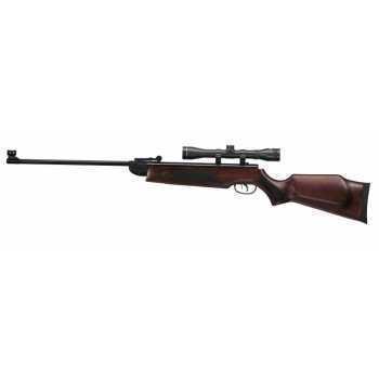 Пневматическая винтовка Umarex Hammerli Hunter Force 750 Combo 4,5 мм (переломка, дерево, прицел 4x32)