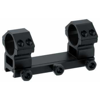 Кронштейн Leapers AccuShot с кольцами 25,4 мм, для установки на Weaver, средний (RGWM2PA-25M4)