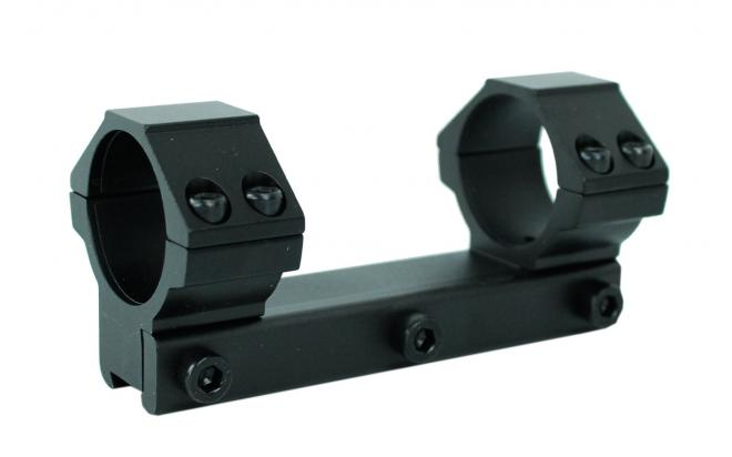 Кронштейн Leapers AccuShot с кольцами 30 мм, для установки на призму 10-12 мм, средний (RGPM2PA-30M4)