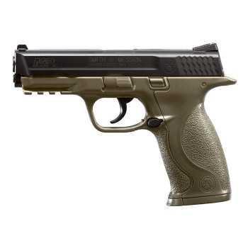 Пневматический пистолет Umarex SW&MP 4,5 мм