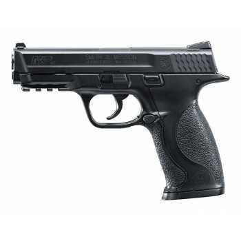 Пневматический пистолет Umarex Smith & Wesson Military & Police Black 4,5 мм