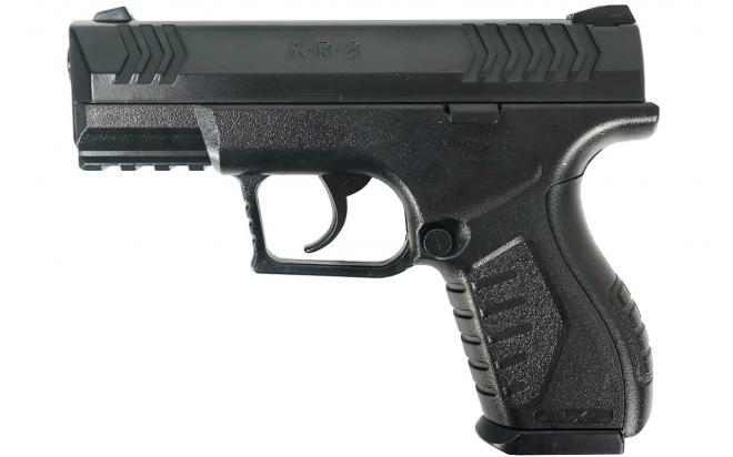 Пневматический пистолет Umarex XBG 4,5 мм