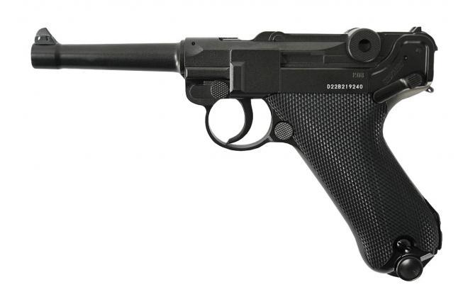 Пневматический пистолет люгер Umarex P.08 (Parabellum) 4,5 мм
