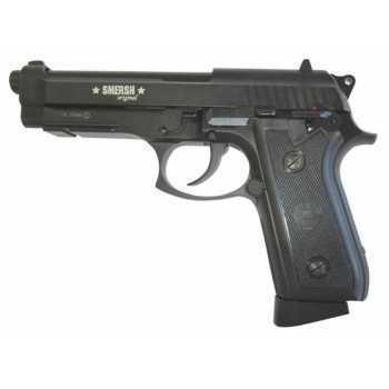 Пневматический пистолет Smersh H62 (Beretta 92) 4,5 мм