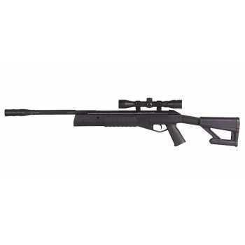 Пневматическая винтовка Crosman TR77 NP 4,5 мм (переломка, пластик, прицел 4x32)