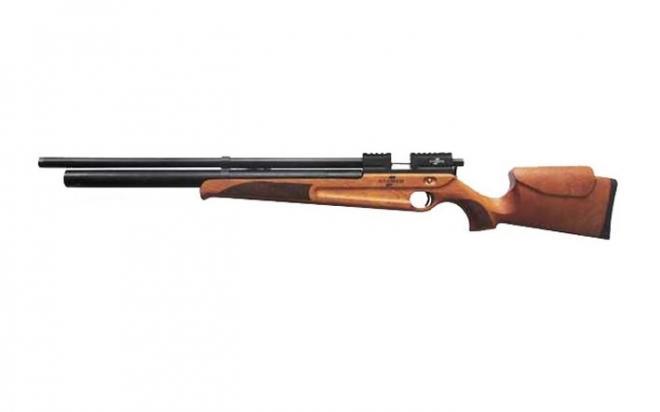 Пневматическая винтовка Ataman M2R Карабин 6,35 мм (Дерево-сопель)(магазин + модератор)(166/RB)