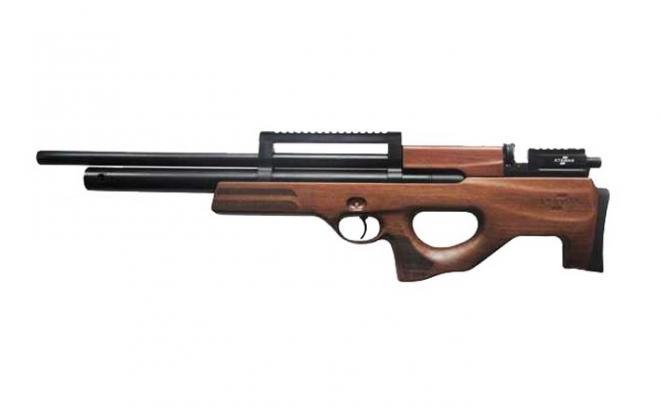 Пневматическая винтовка Ataman M2R Булл-пап 6,35 мм (Дерево)(магазин в комплекте)(416/RB)