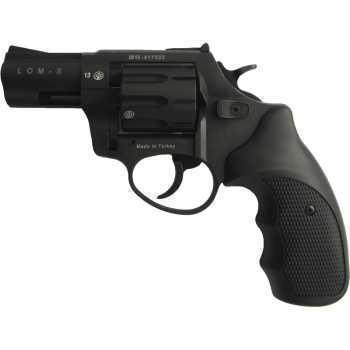 Сигнальный револьвер LOM-S черный 5,6x16
