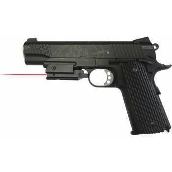 Пневматический пистолет Swiss Arms BW1911 R2 с ЛЦУ 4,5 мм