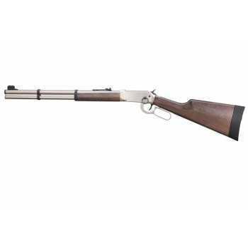 Пневматическая винтовка Umarex Walther Lever Action Steel Finish 4,5 мм