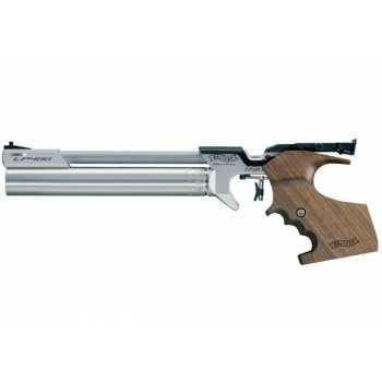 Пневматический пистолет Walther LP 400 Compact Carbon S 4,5 мм