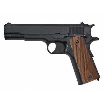 Пневматический пистолет Crosman GI MODEL 1911BBb 4,5 мм
