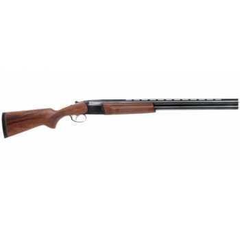 Ружье МР-27М орех, оксидирование, 3 чока 12/76 L=725