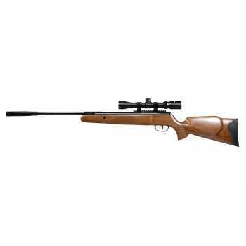 Пневматическая винтовка Crosman Venom 8-CVW1K77NP 4,5 мм (Nitro, переломка, дерево, прицел 3-9x32)