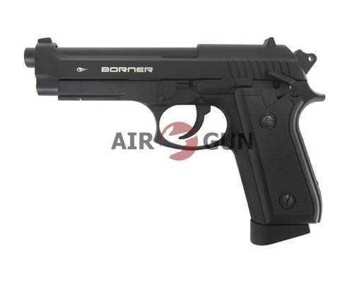 Пневматический пистолет Borner KMB15 4,5 мм