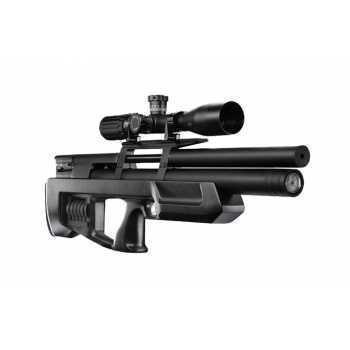 Пневматическая винтовка Cricket стандарт пластик с кейсами под барабаны 5,5 мм