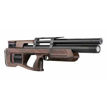 Пневматическая винтовка Cricket стандарт в ложе орех с кейсами под барабаны 5,5 мм