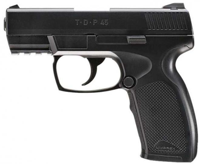 Пневматический пистолет Umarex TDP 45 4,5 мм