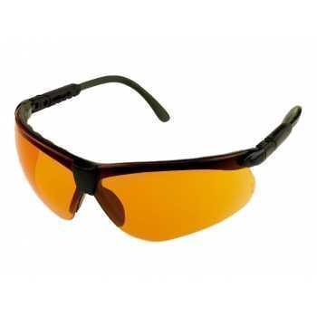 Очки стрелковые Puma оранжевые