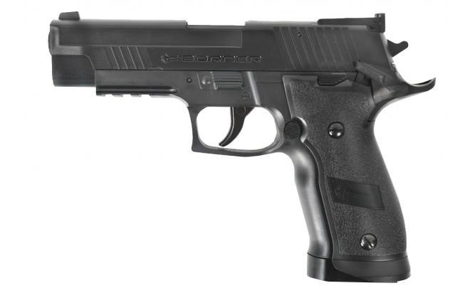 Пневматический пистолет Borner Z122 4,5 мм