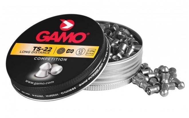 Пули пневматические GAMO TS-22 5,5 мм (200 шт.)