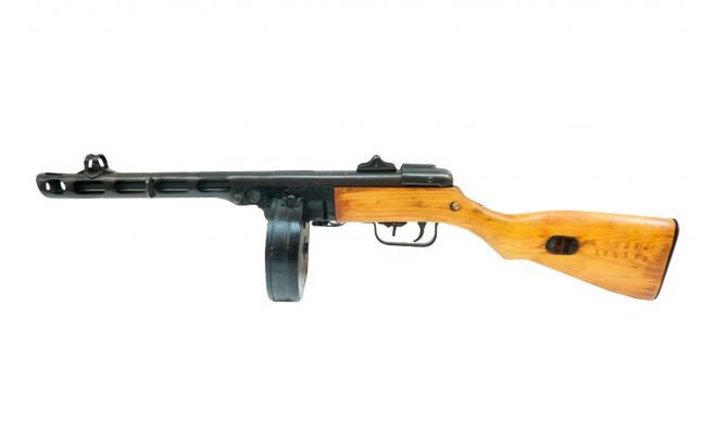 Пневматическая винтовка ВПО-512 4,5 мм (без клапанного механизма и магазина)