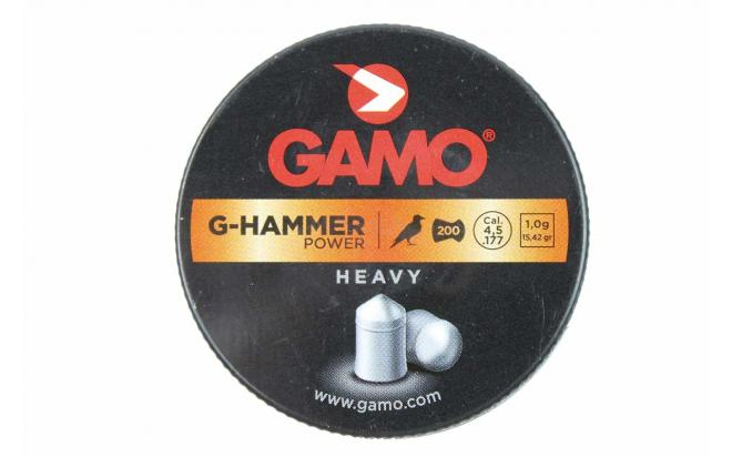 Пули пневматические GAMO G-Hammer 4,5 мм  (200 шт.)  (6322822)