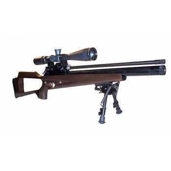 Пневматическая винтовка Horhe-Jager MPR 4,5 мм (орех)
