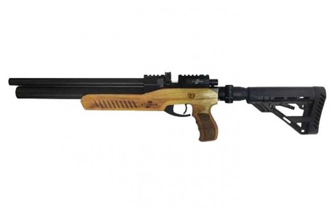 Пневматическая винтовка Ataman M2R Ultra-C 5,5 мм (Дерево)(магазин в комплекте)(715/RB)