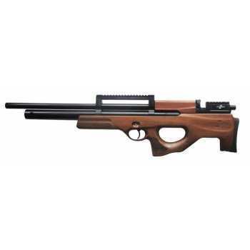 Пневматическая винтовка Ataman M2R Булл-пап 7,62 мм (Дерево)(магазин + модератор)(H417/RB)