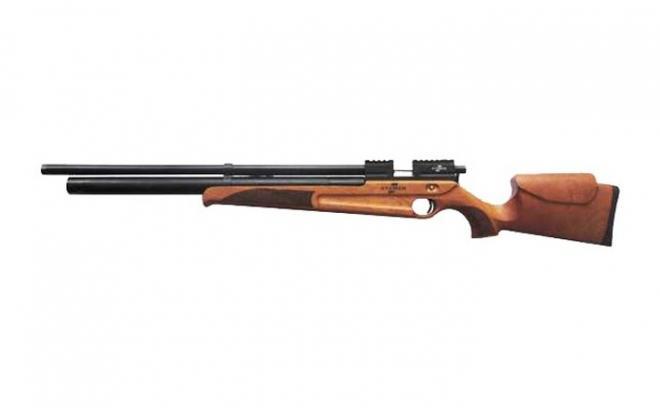 Пневматическая винтовка Ataman M2R Карабин 9 мм (Дерево)(магазин + модератор)(H119/RB)