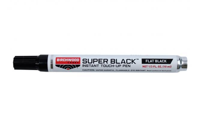 Карандаш для воронения Birchwood Super Black 10 мл черный матовый (15112)