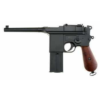 Пневматический пистолет Gletcher M712S BlowBack System 4,5 мм